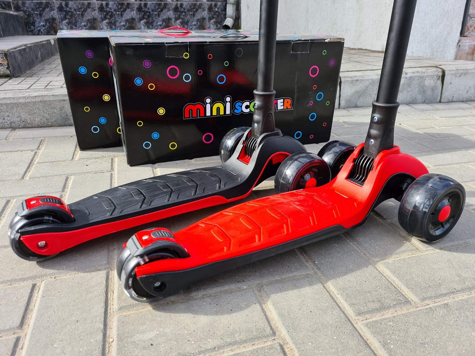 Mini Scooter 3D Premium