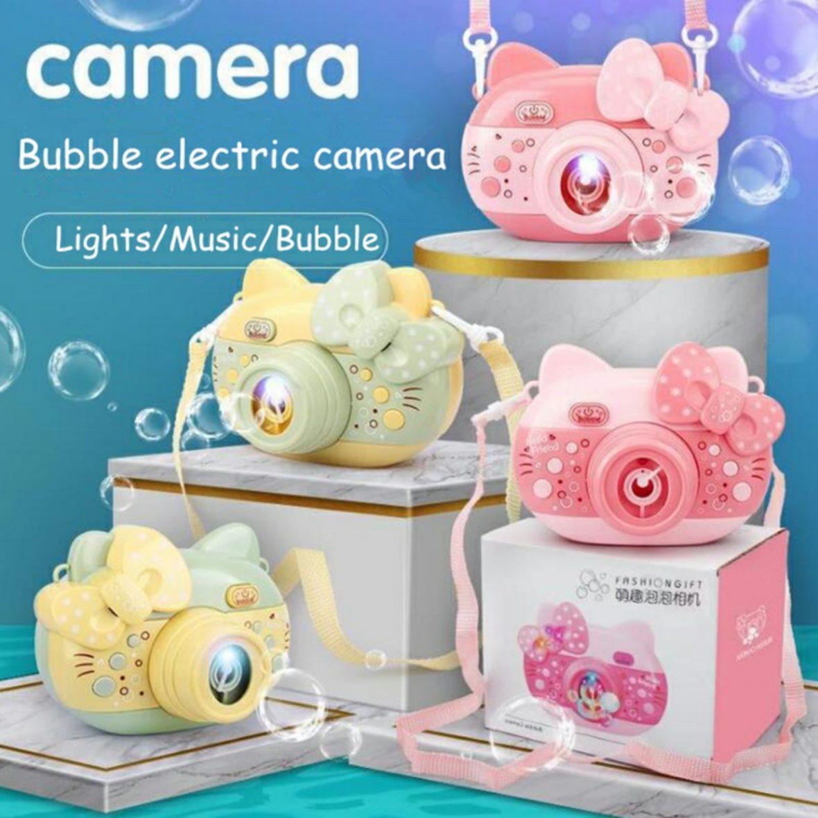 Camera buble cu mecanism muzical si luminite
