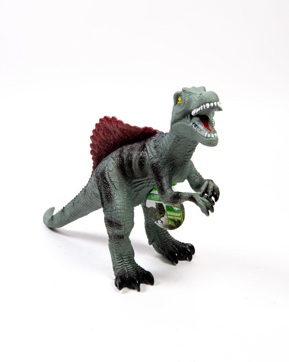 Dinozaur  Mare din Cauciuc Muzical  51 cm