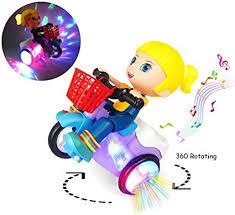 Tricicleta Muzicala Fetita