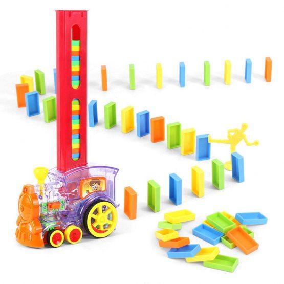 Jucărie Tren Domino
