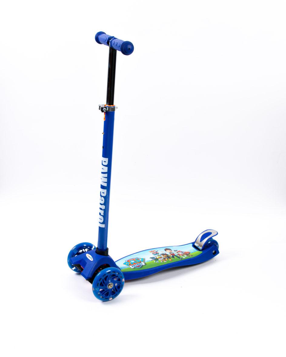 Trotineta Scooter Pow Patrol maxi 60 kg